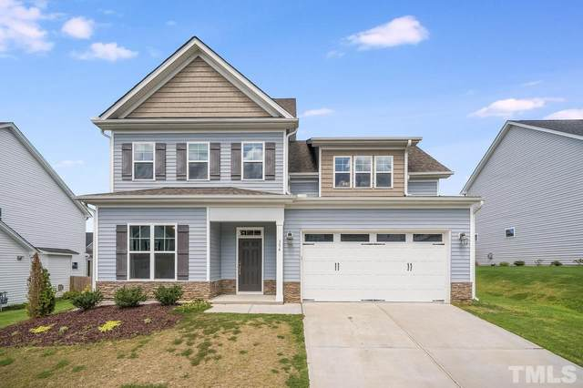 356 Cascade Hills Lane, Wake Forest, NC 27587 (#2402525) :: The Beth Hines Team