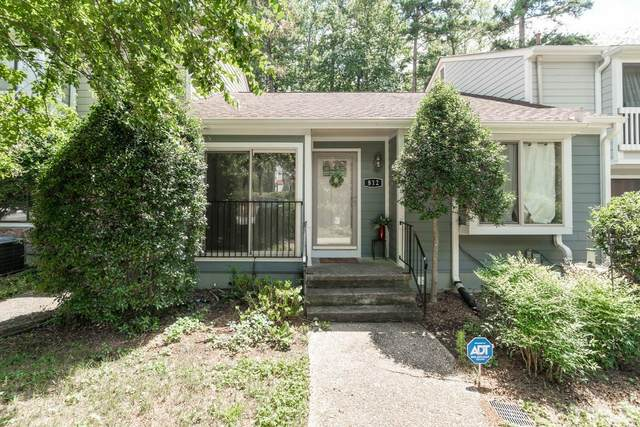 812 Green Ridge Drive, Raleigh, NC 27609 (MLS #2402526) :: The Oceanaire Realty