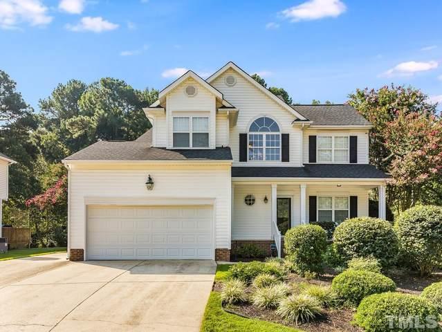 6425 Nowell Pointe Drive, Raleigh, NC 27607 (#2402705) :: Scott Korbin Team