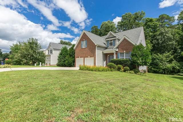 2205 Summit Drive, Hillsborough, NC 27278 (#2402761) :: Dogwood Properties