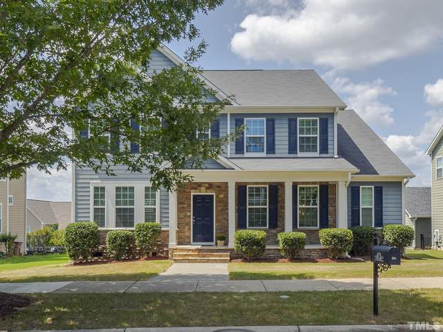 204 Austin View Boulevard, Wake Forest, NC 27587 (MLS #2403046) :: On Point Realty