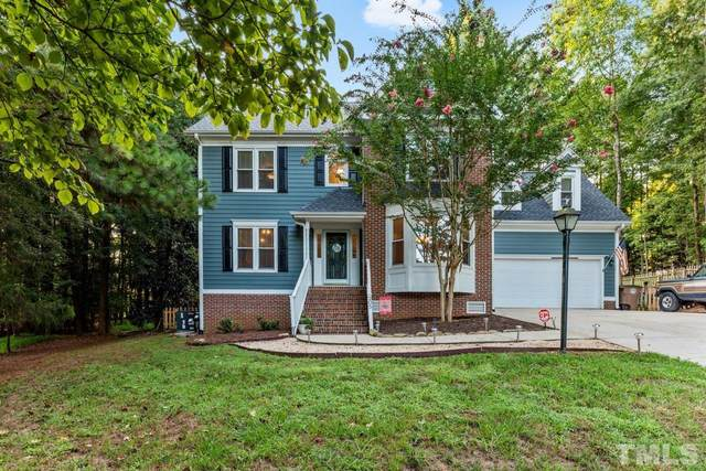 205 Lilliput Lane, Wake Forest, NC 27587 (#2403087) :: Triangle Just Listed