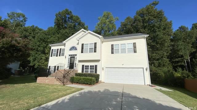 310 Gingergate Drive, Cary, NC 27519 (#2403127) :: Scott Korbin Team
