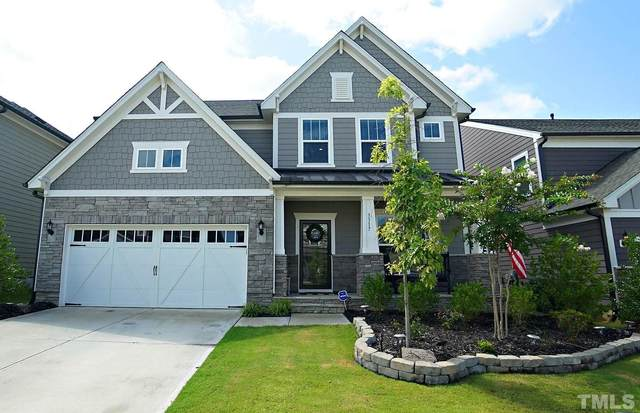 3317 Bordwell Ridge Drive, New Hill, NC 27562 (MLS #2403212) :: The Oceanaire Realty