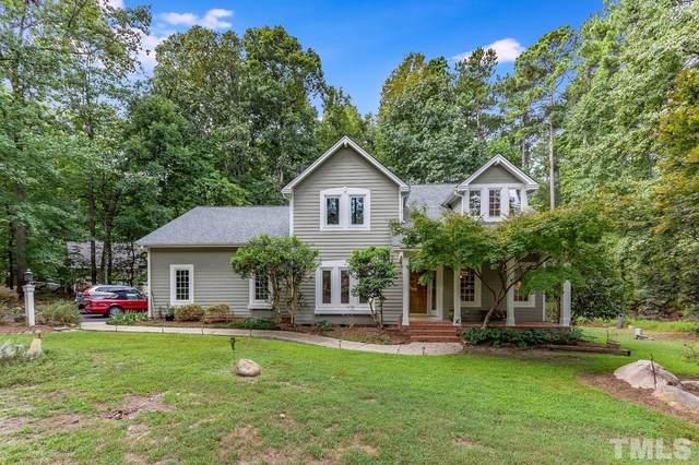 34 Glen Eden Court, Chapel Hill, NC 27516 (#2403318) :: The Jim Allen Group