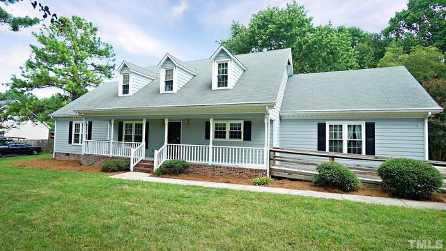 120 Hunters Lane, Youngsville, NC 27596 (MLS #2403336) :: On Point Realty