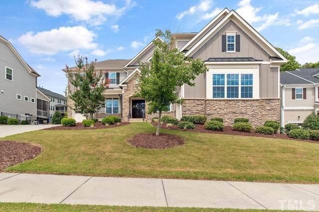 3309 Silver Ore Court, Wake Forest, NC 27587 (#2403511) :: The Perry Group