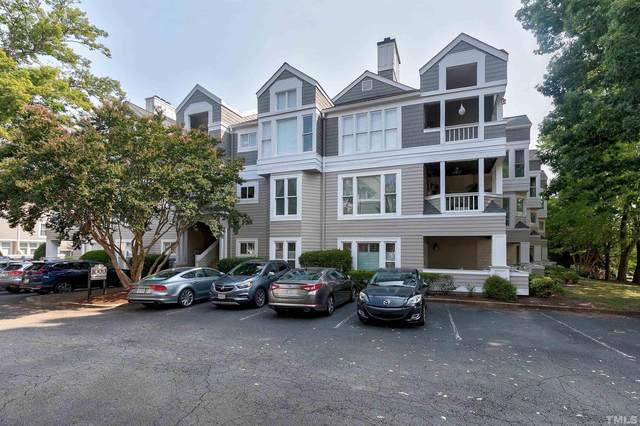 1000 Brighthurst Drive #302, Raleigh, NC 27605 (#2403551) :: Dogwood Properties