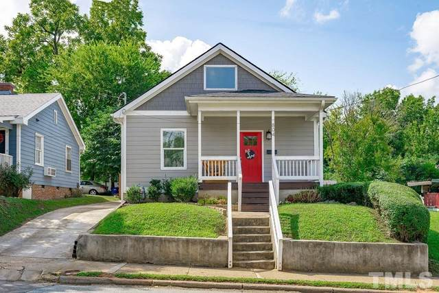 804 E Davie Street, Raleigh, NC 27601 (#2403603) :: Scott Korbin Team
