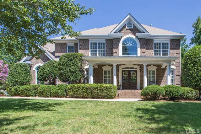 124 Golden Heather, Chapel Hill, NC 27517 (#2403744) :: Southern Realty Group