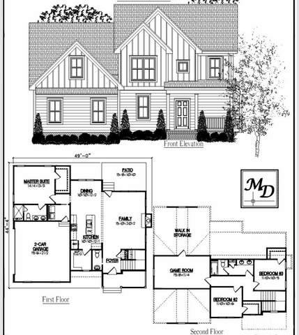 4009 Angel Oaks Lane, Kittrell, NC 27544 (#2404213) :: Marti Hampton Team brokered by eXp Realty