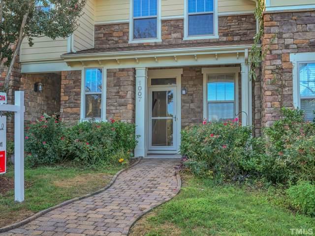 1007 Freeport Drive, Cary, NC 27519 (#2404319) :: Dogwood Properties