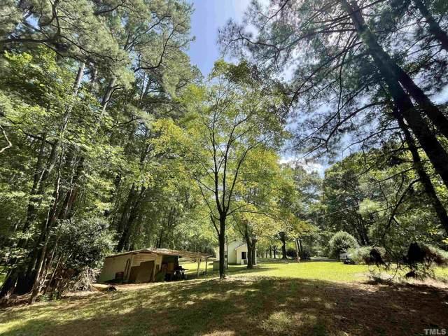 2265 N Pea Ridge Road, Pittsboro, NC 27312 (#2404390) :: The Jim Allen Group