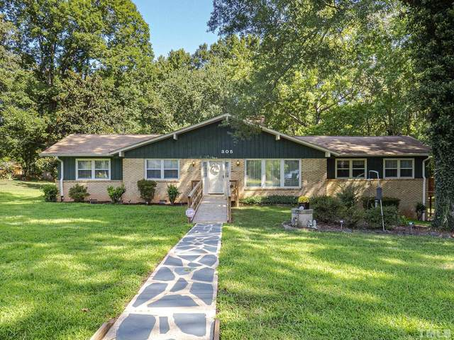 305 Asbury Court, Durham, NC 27703 (MLS #2404682) :: The Oceanaire Realty