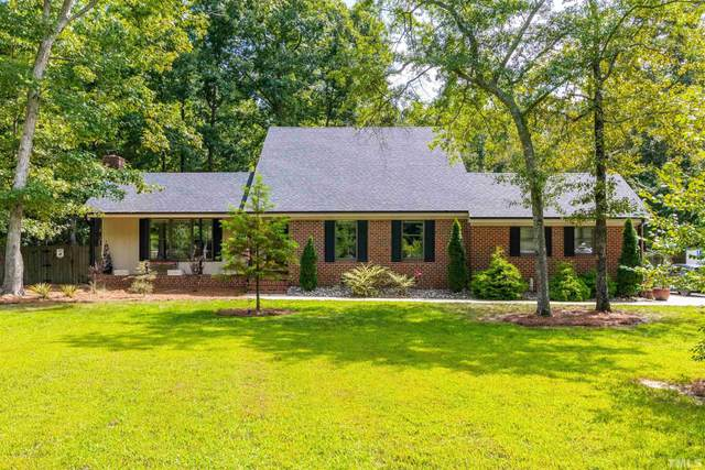 1017 Mulberry Road, Clayton, NC 27520 (#2404995) :: Triangle Just Listed