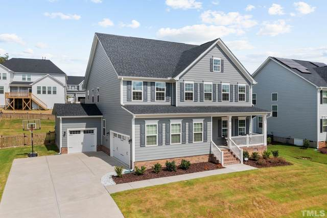 108 Ashland Hill Drive, Holly Springs, NC 27540 (MLS #2405047) :: The Oceanaire Realty