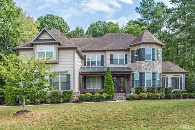 7605 Summer Pines Way, Wake Forest, NC 27587 (MLS #2405082) :: On Point Realty