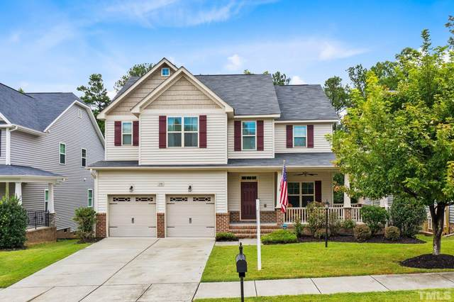 1206 Ranchester Road, Knightdale, NC 27610 (#2405140) :: Raleigh Cary Realty