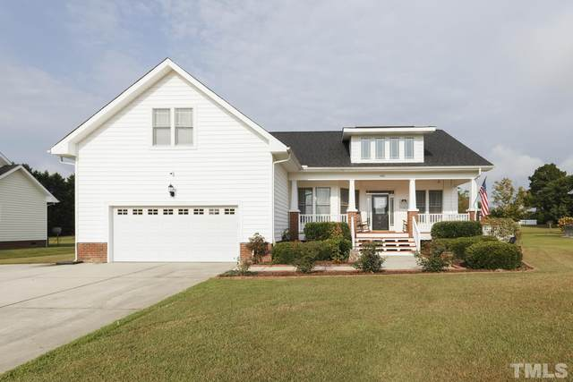 140 Golden Oats Drive, Angier, NC 27501 (#2405250) :: Choice Residential Real Estate