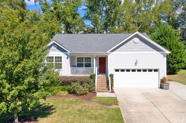 60 Weatherly Drive, Franklinton, NC 27525 (#2405325) :: Marti Hampton Team brokered by eXp Realty