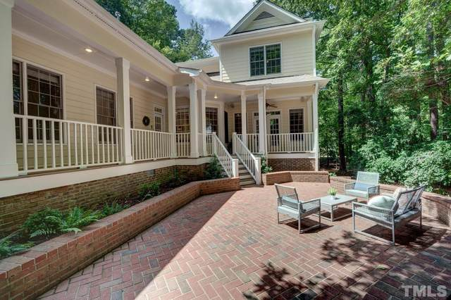 200 Somerset Drive, Chapel Hill, NC 27514 (#2405362) :: Marti Hampton Team brokered by eXp Realty