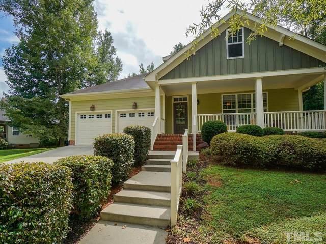 43 Cobble Ridge Drive, Pittsboro, NC 27312 (#2405465) :: Triangle Just Listed