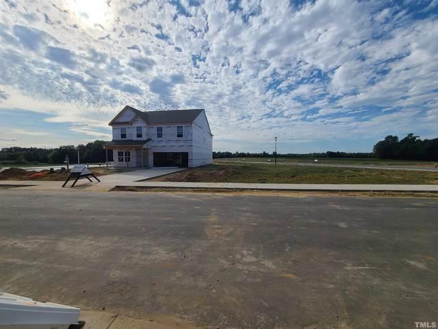 24 Nolan Court #50, Lillington, NC 27546 (#2405485) :: RE/MAX Real Estate Service