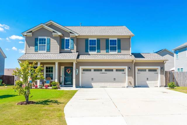 1304 Ivey Grove Court, Fuquay Varina, NC 27526 (#2405522) :: Raleigh Cary Realty