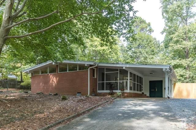 310 N Estes Drive, Chapel Hill, NC 27514 (#2405560) :: Dogwood Properties