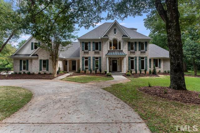 1609 Old Keith Road, Wake Forest, NC 27587 (#2405590) :: M&J Realty Group
