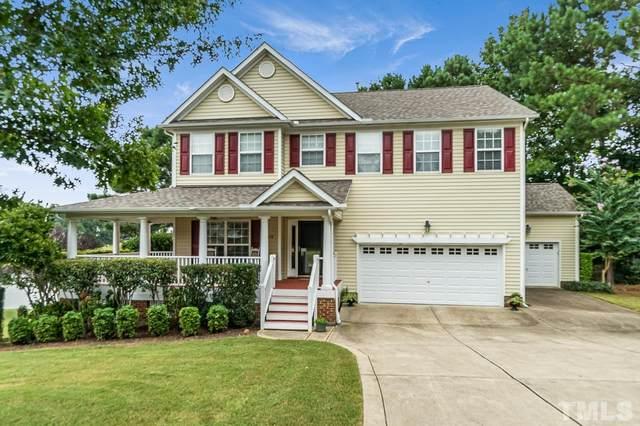 100 Locke Woods Road, Raleigh, NC 27603 (#2405593) :: The Helbert Team