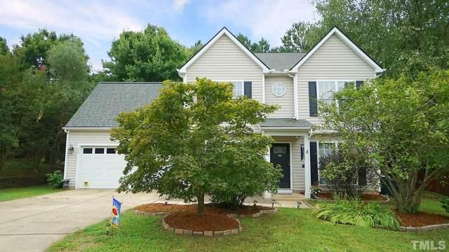 206 Caristonia Way, Apex, NC 27502 (#2405647) :: Dogwood Properties