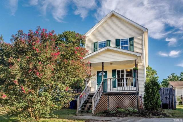 1313 Joe Louis Avenue, Raleigh, NC 27610 (MLS #2405681) :: The Oceanaire Realty