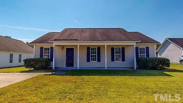 120 Deebeau Lane, Selma, NC 27576 (#2405685) :: Choice Residential Real Estate