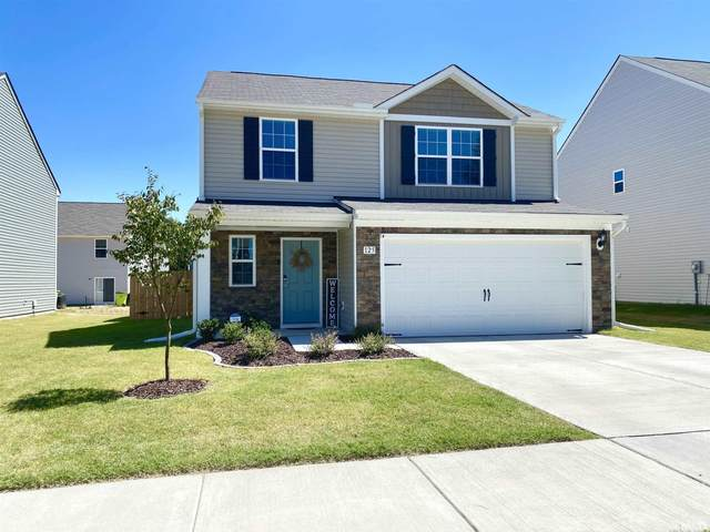 125 Brisk Drive, Zebulon, NC 27597 (MLS #2405760) :: The Oceanaire Realty
