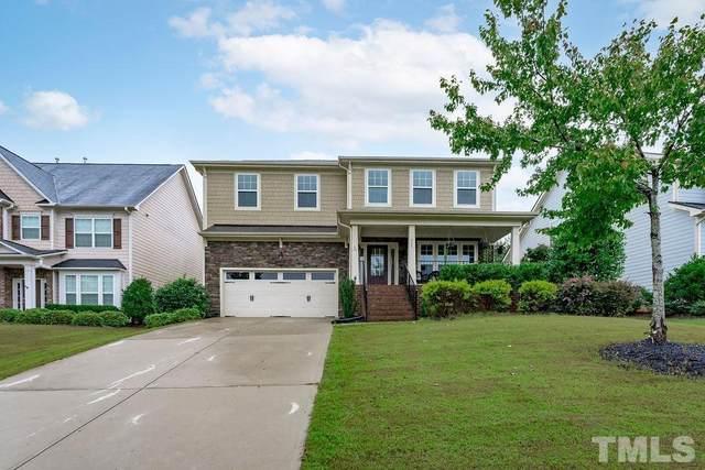 405 Shorehouse Way, Holly Springs, NC 27540 (#2405783) :: Dogwood Properties