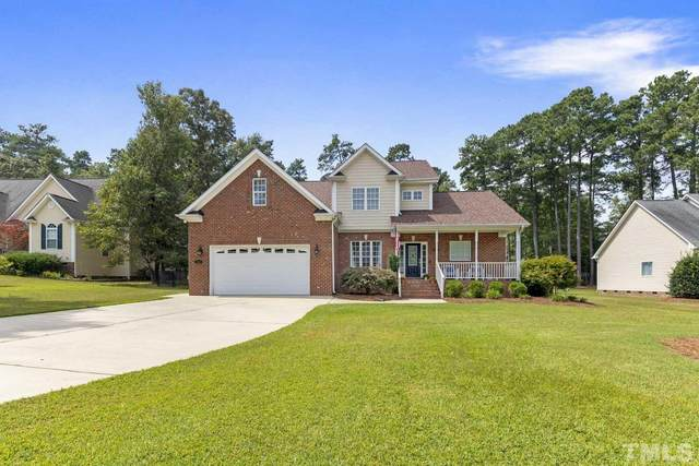 60 Carrousel Court, Angier, NC 27501 (MLS #2405908) :: EXIT Realty Preferred