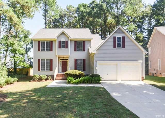 9320 Carisbrook Court, Raleigh, NC 27615 (#2405925) :: Steve Gunter Team