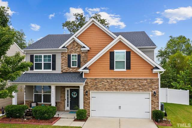 3433 Sutters Mill Lane, Raleigh, NC 27616 (MLS #2405949) :: The Oceanaire Realty
