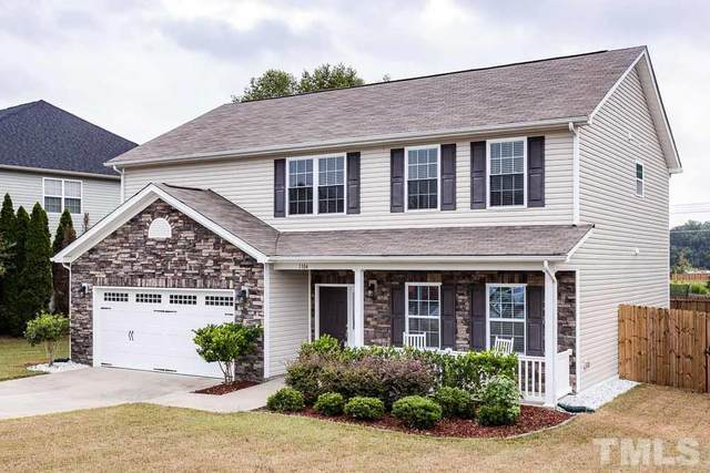 1104 Harvest Point Drive, Fuquay Varina, NC 27526 (#2406241) :: Raleigh Cary Realty