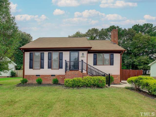 3821 Longdale Drive, Raleigh, NC 27616 (#2406293) :: Choice Residential Real Estate