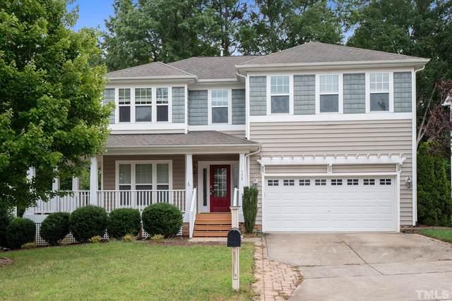 129 Quarryrock Road, Holly Springs, NC 27540 (#2406357) :: Dogwood Properties