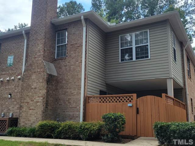 314 Summerwalk Circle #314, Chapel Hill, NC 27517 (#2406420) :: The Blackwell Group