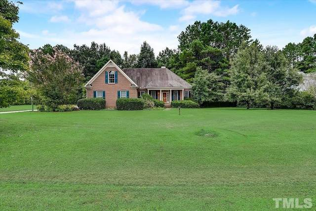 9024 New Century Road, Wake Forest, NC 27587 (#2406448) :: Bright Ideas Realty
