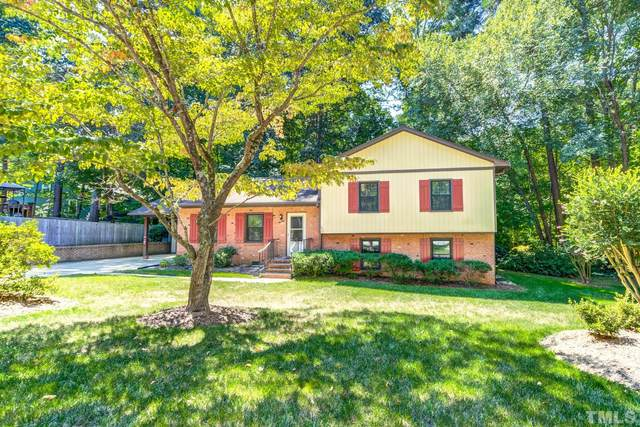1418 Widen Court, Cary, NC 27511 (#2406450) :: Southern Realty Group