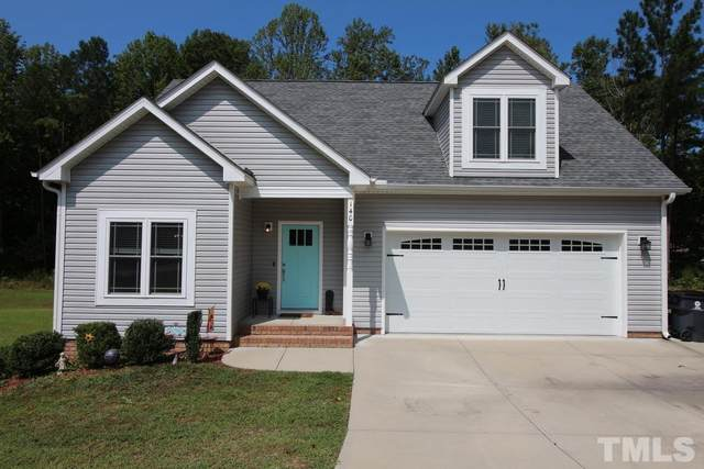 140 Willowcrest Drive, Louisburg, NC 27549 (#2406537) :: Marti Hampton Team brokered by eXp Realty