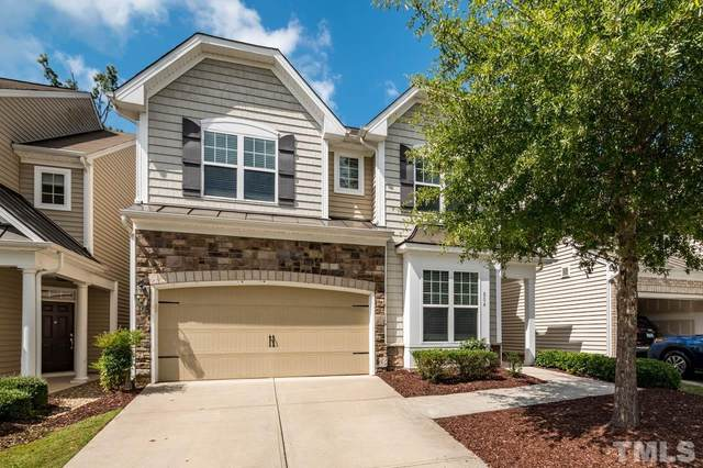 804 Garden Square Lane, Morrisville, NC 27560 (MLS #2406619) :: The Oceanaire Realty