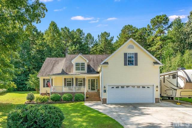 70 Broken Lance Drive, Youngsville, NC 27596 (#2406625) :: Raleigh Cary Realty