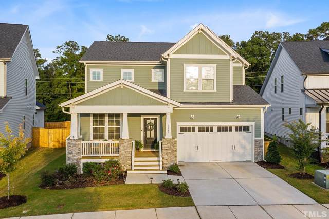 1145 Groveview Wynd, Wendell, NC 27591 (#2406650) :: The Helbert Team