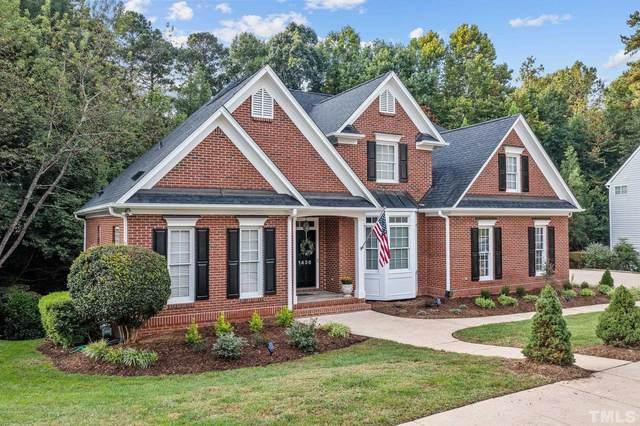 1436 Chelton Oaks Place, Raleigh, NC 27614 (#2406802) :: The Helbert Team